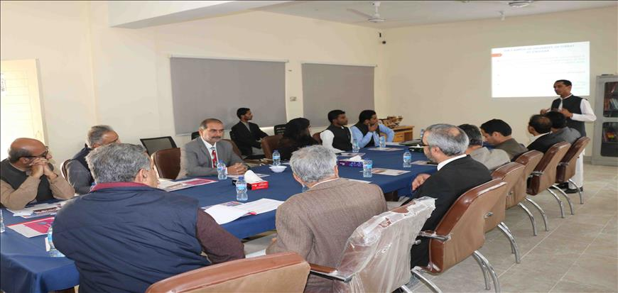 Judges of BHC visit Gwadar Campus of UoT
