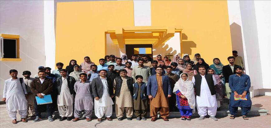 Lecture sessions under ORIC, youth's role in uplift discussed