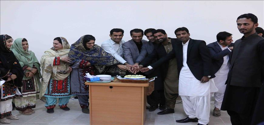 UoT's Gwadar campus celebrates its third anniversary