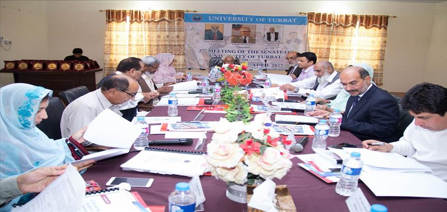 UNIVERSITY OF TURBAT HOLDS SECOND SENATE MEETING