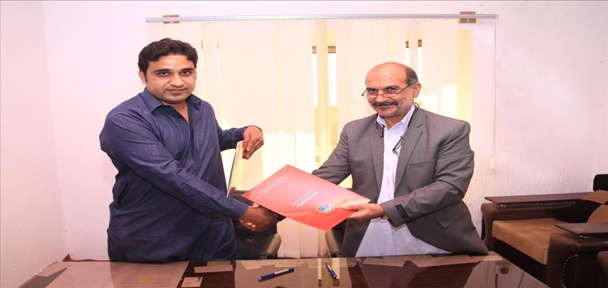 Turbat University launched Karim Dashti Scholarship