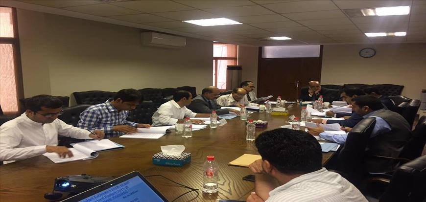 8th meeting of UoT Finance & Planning Committee held