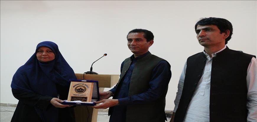 Education Development Session held in UoT's Gwadar Campus
