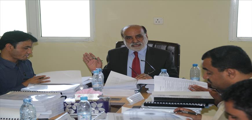 7th Academic Council of Turbat University meets