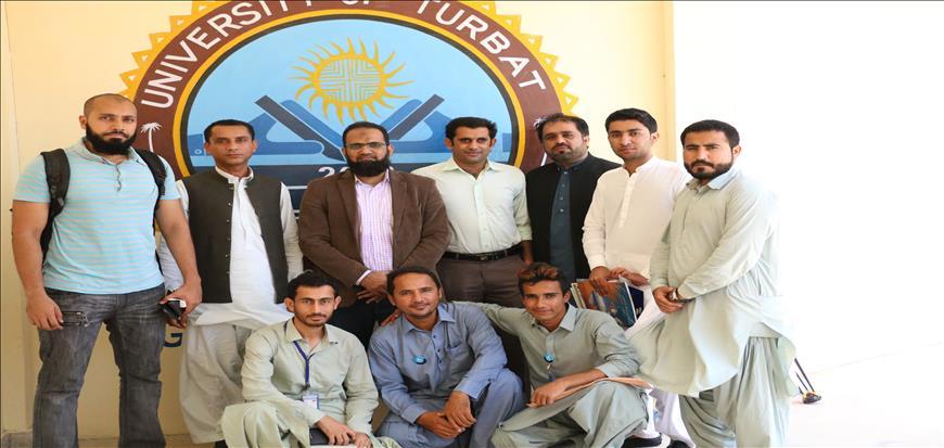 """Workshop on """"Building Entrepreneurial skills in youths"""" held in UoT Gwadar Campus"""
