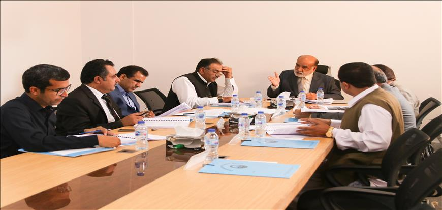 8th meeting of Syndicate held in UoT