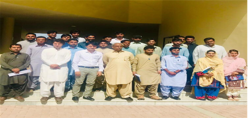 University of Turbat Organized One Day Lecture Session on Growth of Knowledge: Challenges in Academic Research