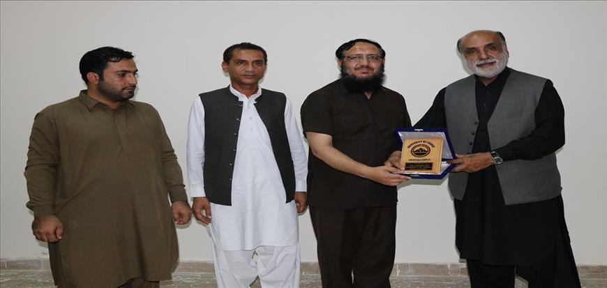 Two Days Training Workshop for Teachers held at UoT Gwadar Campus