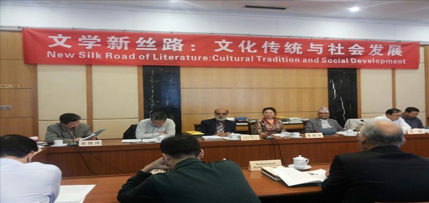 VC UoT visit to Kunming China