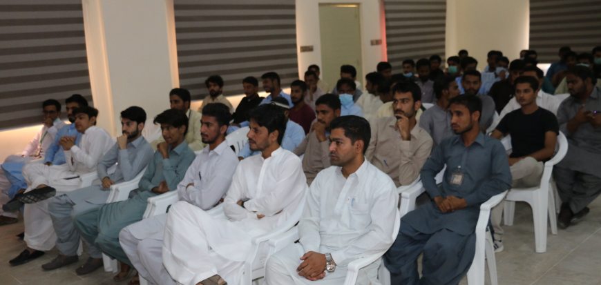 Awareness Session on Business Incubation Program held in Gwadar Campus