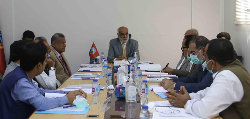 10th meeting of Syndicate held in UoT