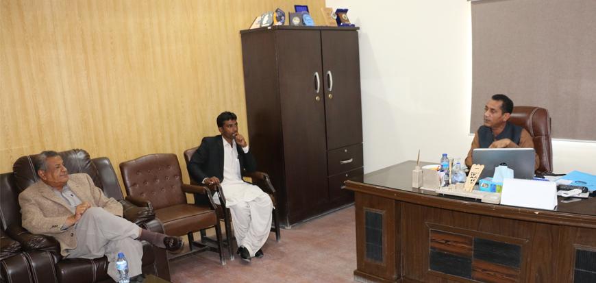 Up-gradation of Gwadar campus into full-fledged university: Justice (R) Shakeel Ahmed Baloch