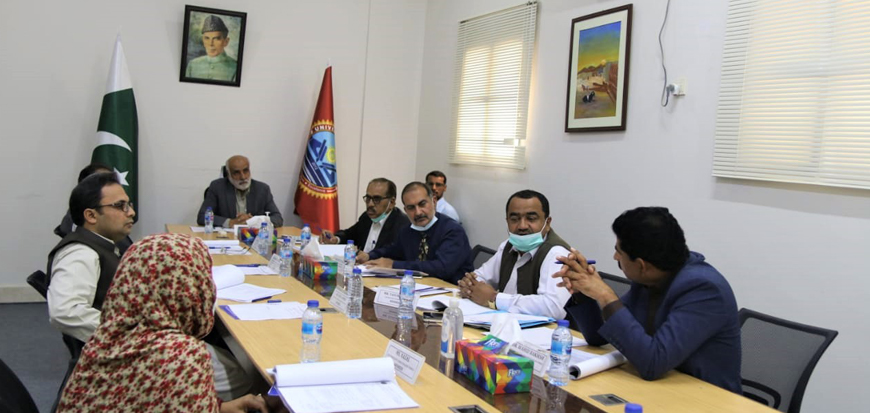 UoT holds 11th meeting of ASRB