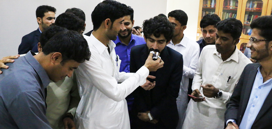 First Batch of UoT's Gwadar Campus passed out, Farewell program arranged
