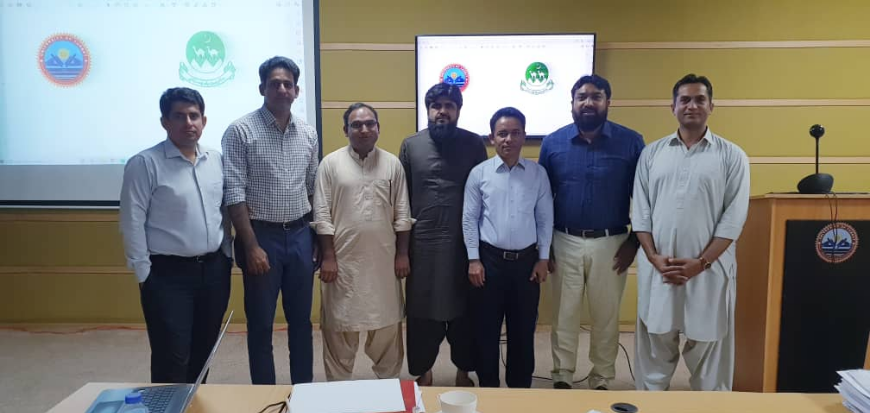 VC for more focus on research activities in Turbat University
