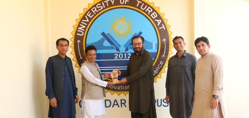 Healthy academic environment in Gwadar Campus, Laudable, BUITEMS Professors